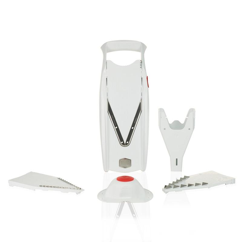 Swissmar Borner V-Slicer Set in White