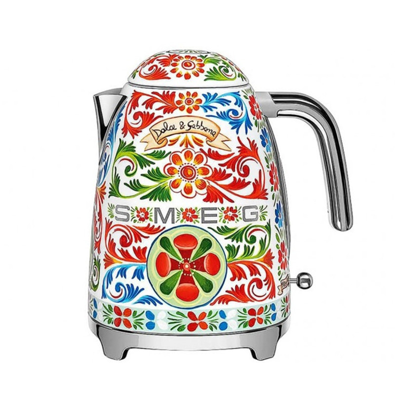SMEG and Dolce&Gabbana Electric Kettle