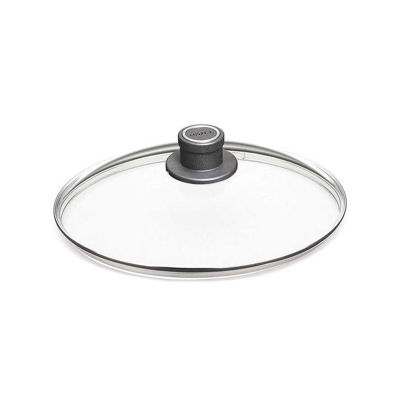 WOLL Diamond Lite 8-Inch Glass Lid
