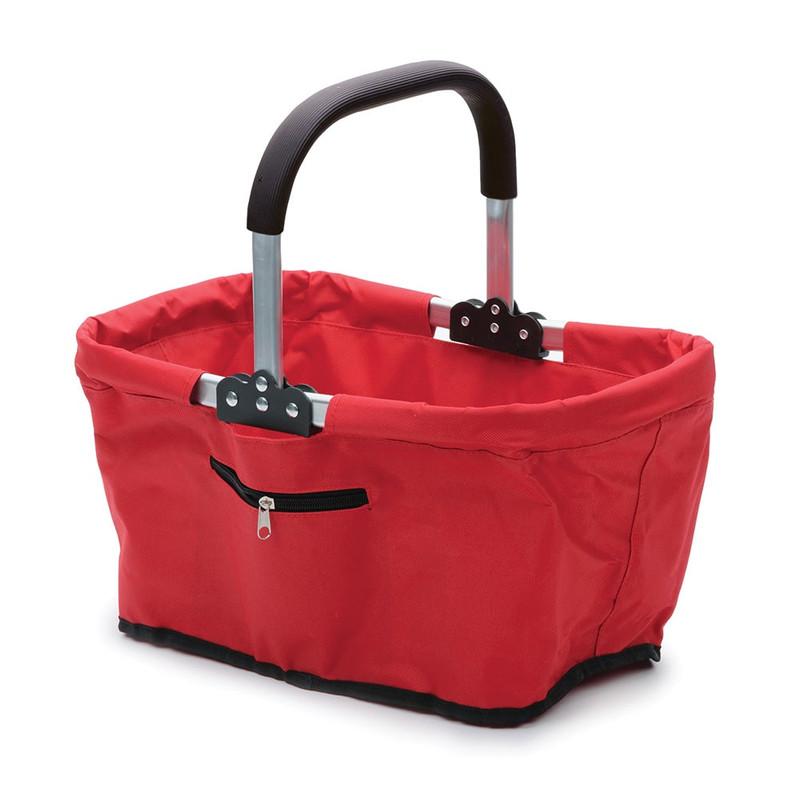 RSVP Endurance Market Basket in Red