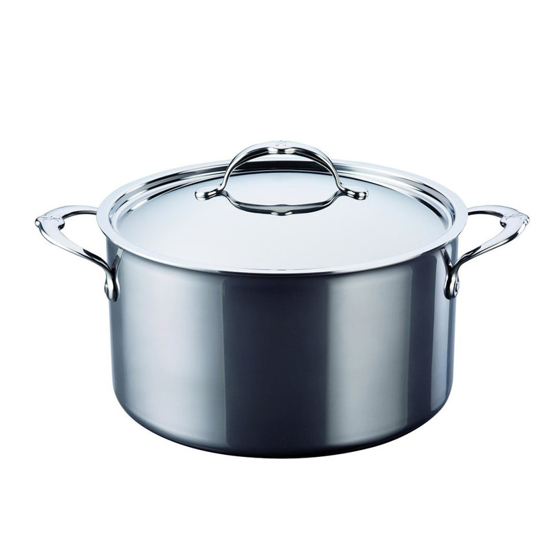 Hestan NanoBond Covered Stock Pot