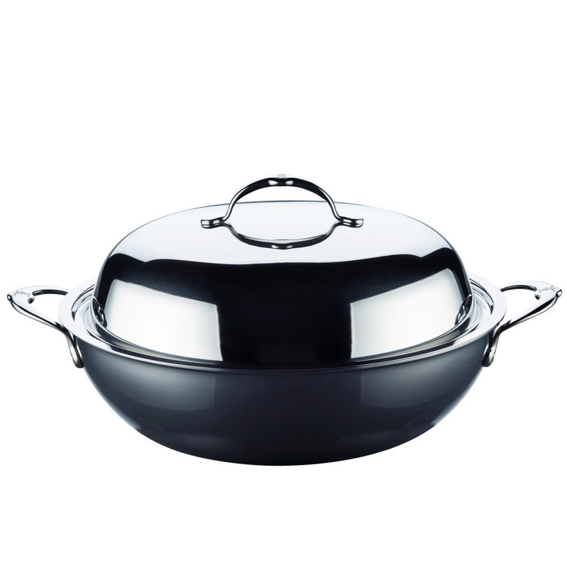Hestan NanoBond Covered Wok