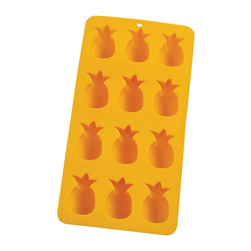 Pineapple Silicone Ice Tray and Mold