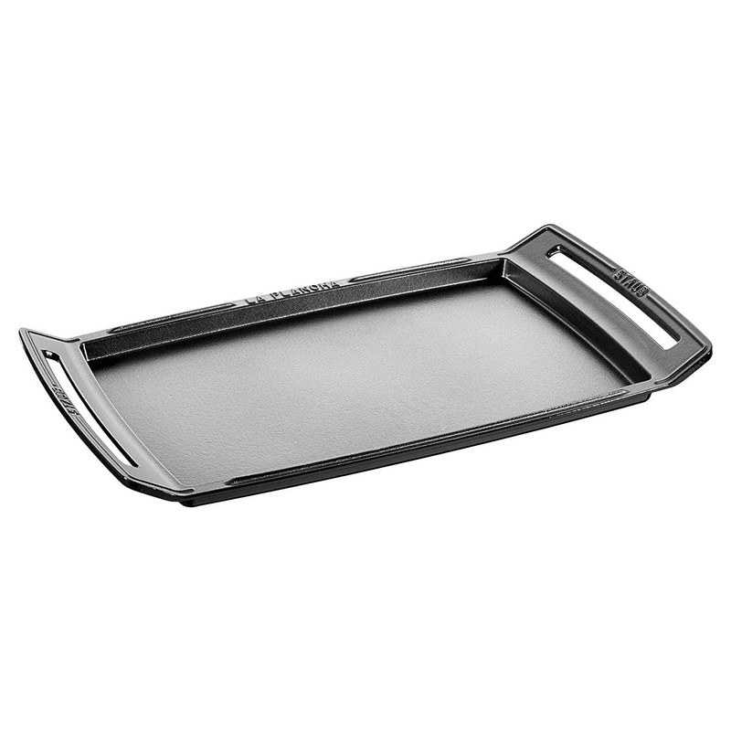 Staub Cast Iron Double Burner Griddle