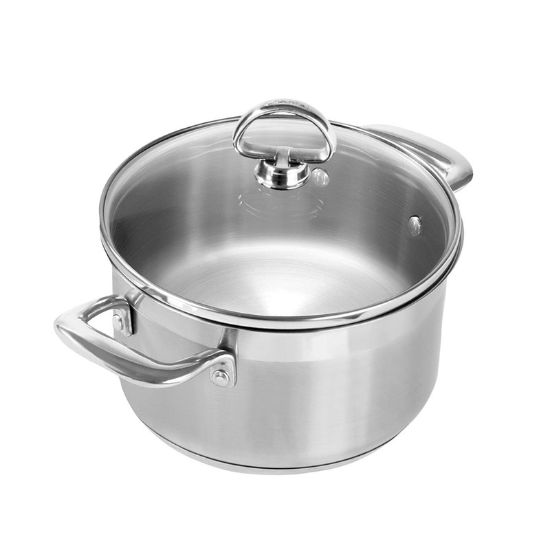 Chantal Induction 21 Steel Soup Pot