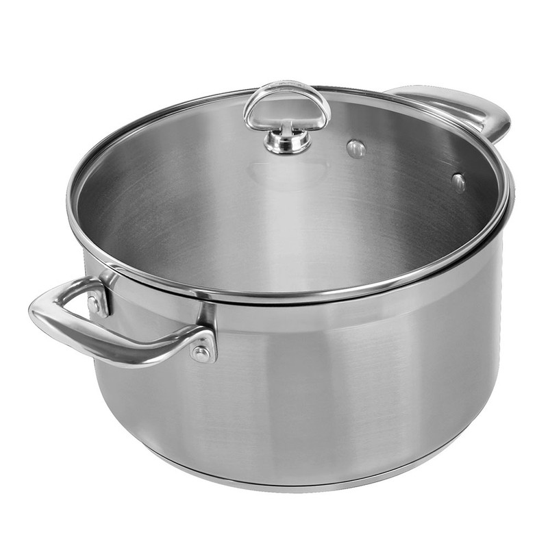 Chantal Induction 21 Steel Casserole