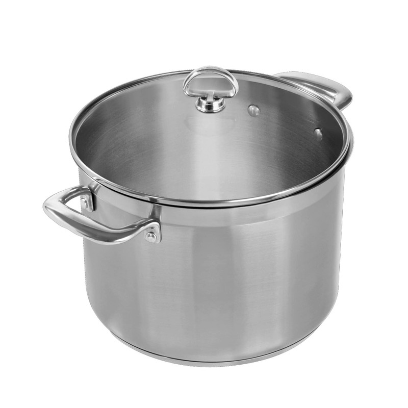 Chantal Induction 21 Steel Stockpot