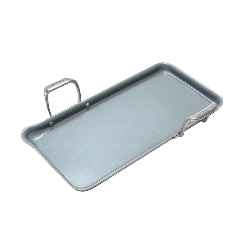 Chantal Induction 21 Steel Ceramic Coated Griddle