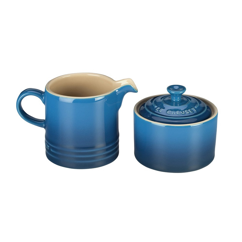 Le Creuset Cream and Sugar Set in Marseille