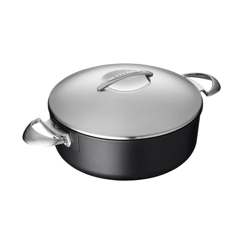 Scanpan Professional Low Sauce Pot