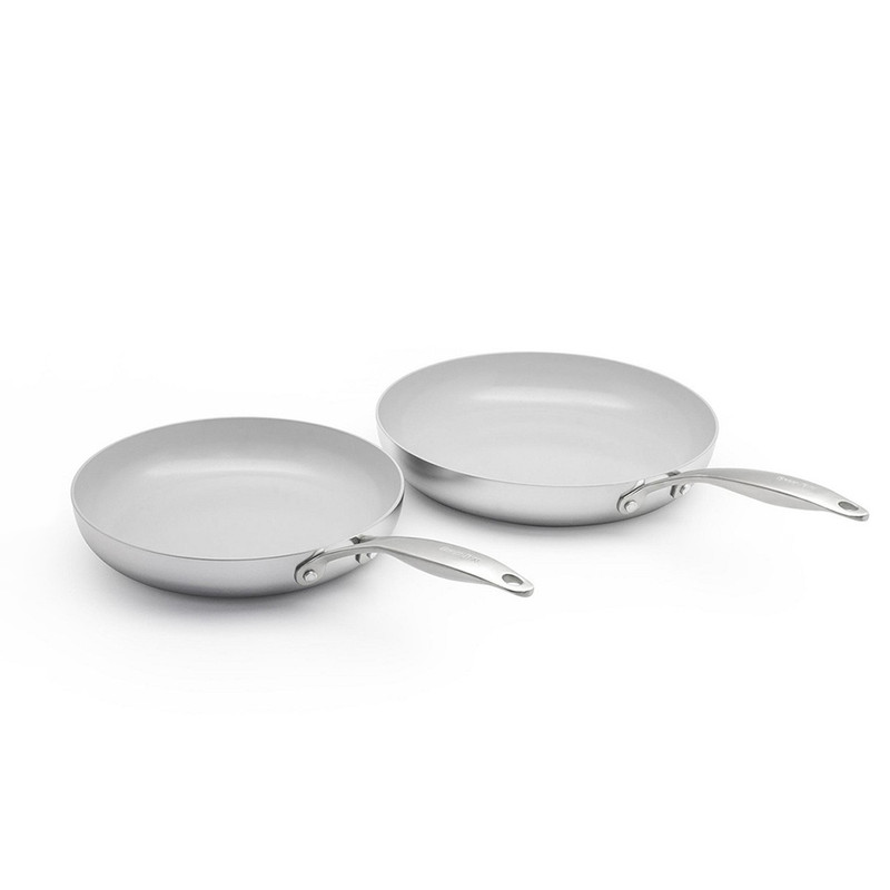 GreenPan Venice Pro 8- and 10-inch Fry Pan Set