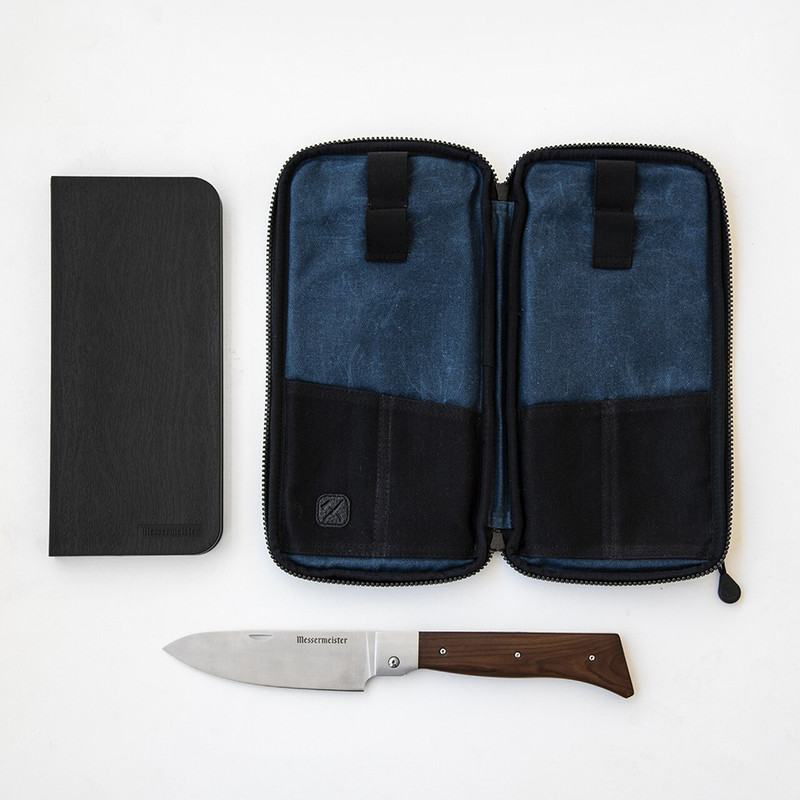 Adventure Chef 3-Piece Set with Maple Handles