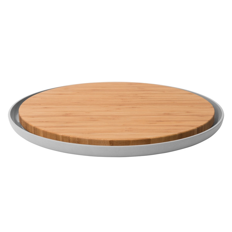 Berghoff Leo Cutting Board With Plate