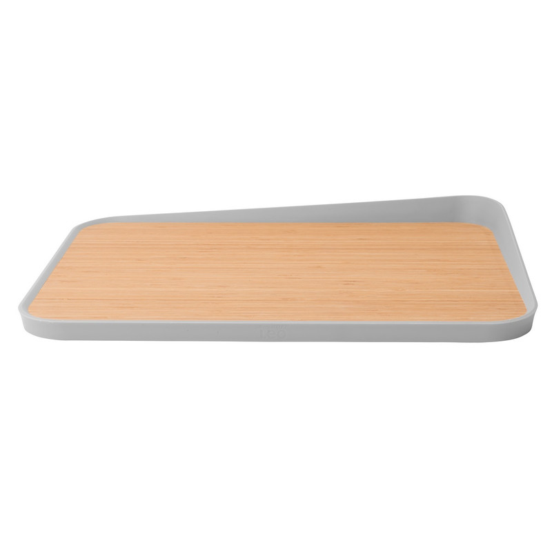 Berghoff Leo Anti-Slip Cutting Board in Gray
