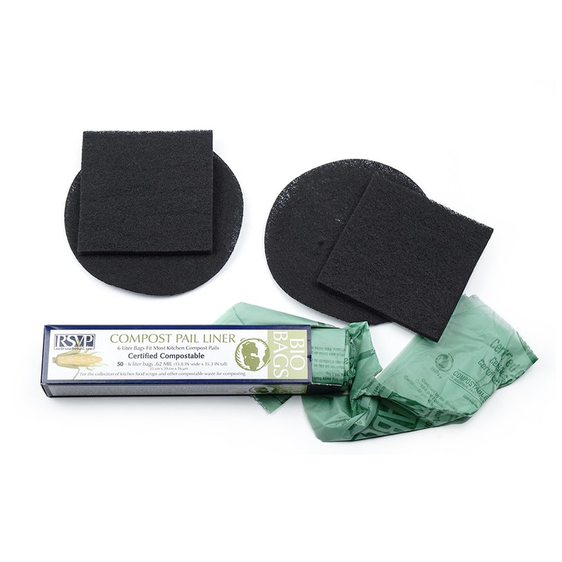 RSVP Compost Refill Set