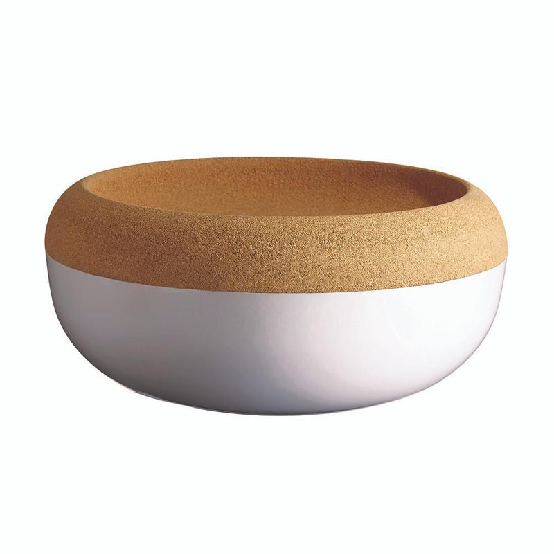 Emile Henry Storage Bowl in Creme