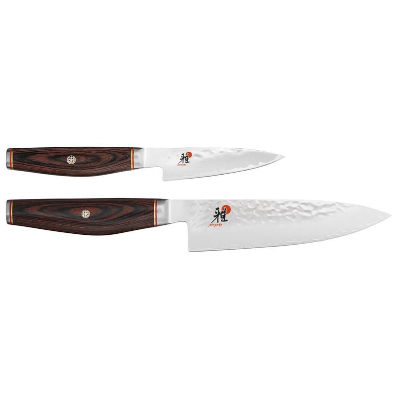 Miyabi Artisan 2-Piece Knife Set