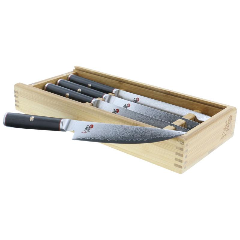Miyabi Kaizen 4-Piece Steak Knife Set