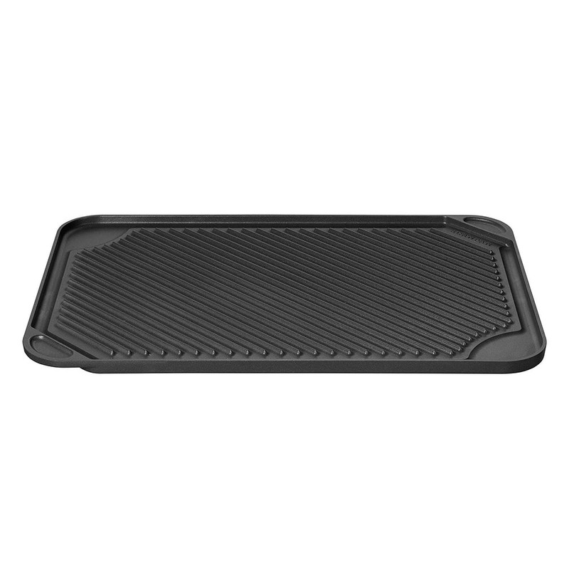 Scanpan Classic Double Burner Grill Pan