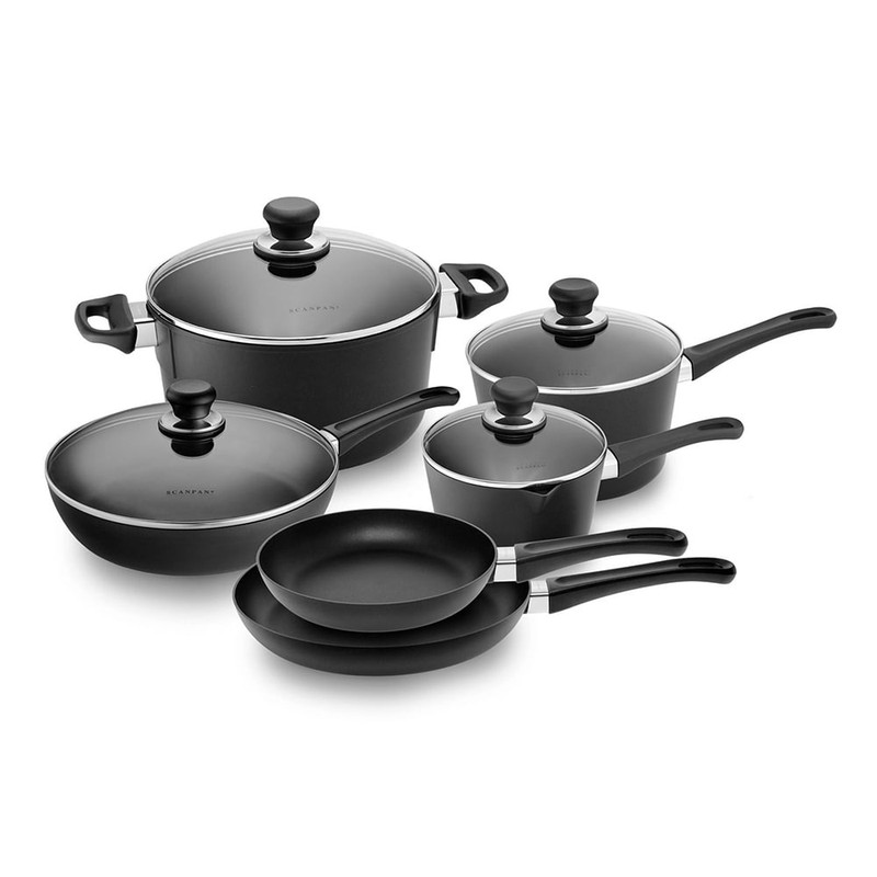 Scanpan Classic Induction 10-Piece Cookware Set