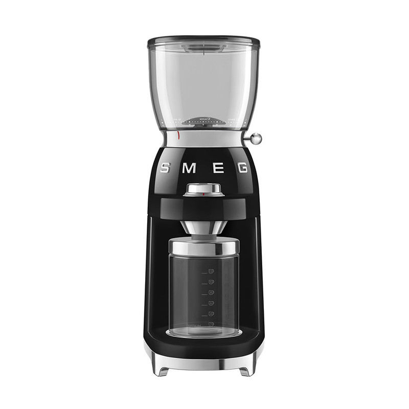 SMEG Coffee Grinder in Black