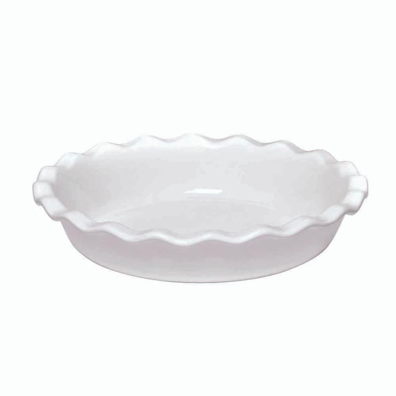Emile Henry Le Grande Pie Dish in Flour
