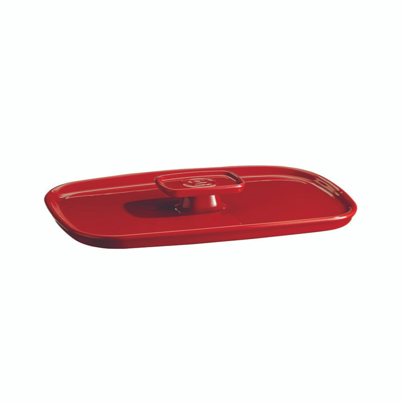 Emile Henry Ultime Small Rectangular Baker Lid