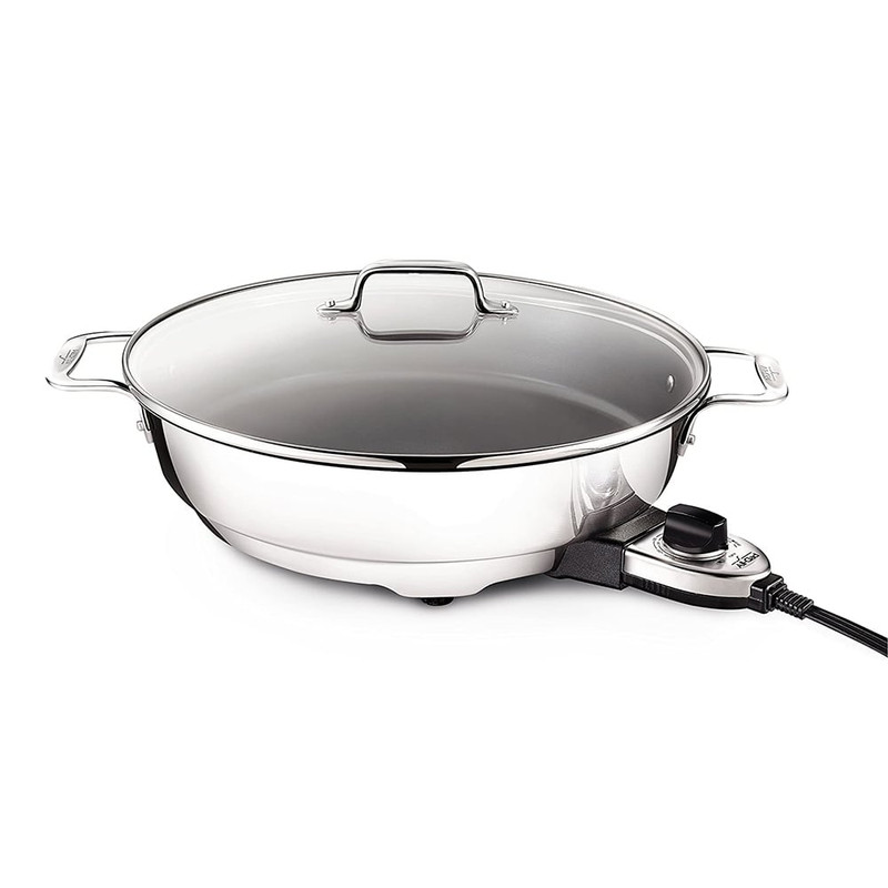 All-Clad Electric Nonstick Skillet
