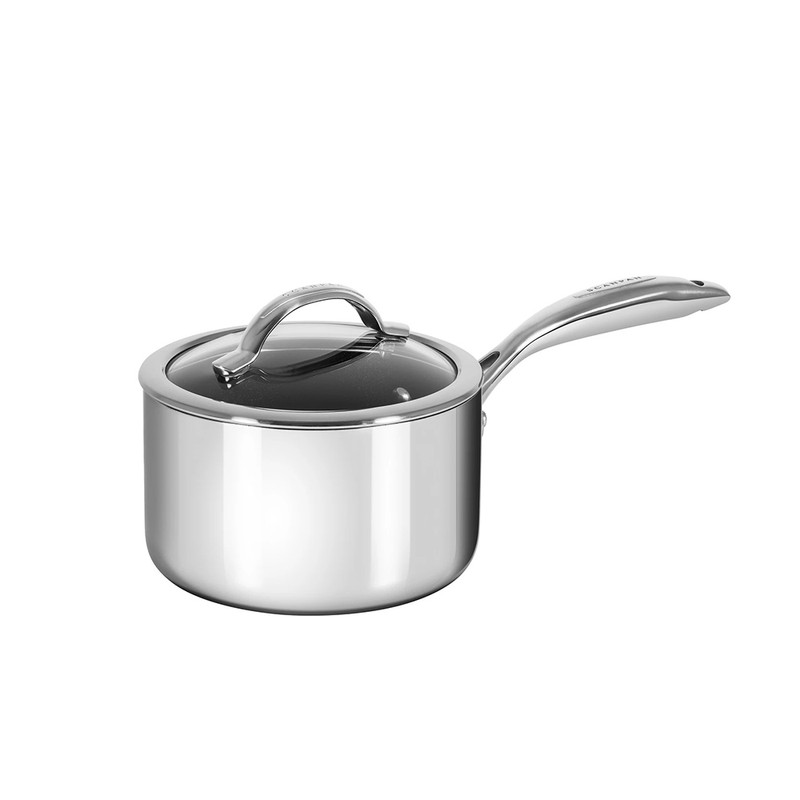 Scanpan HAPTIQ 2-Quart Saucepan
