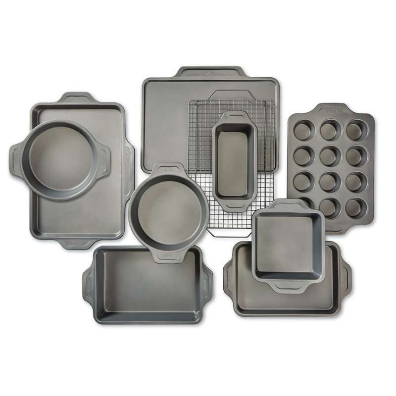 All-Clad Pro-Release 10 Piece Bakeware Set