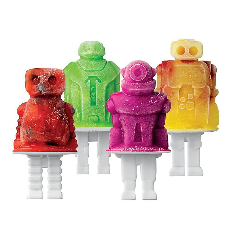 Tovolo Robot Pop Molds