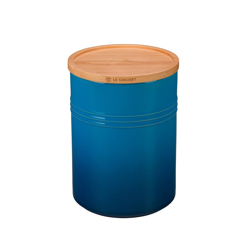 Le Creuset 22-Ounce Storage Canister in Marseille
