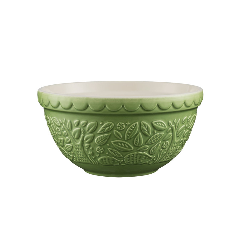 Mason Cash In the Forest Hedgehog Mixing Bowl