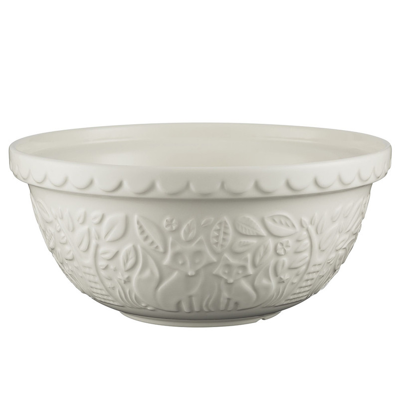 Mason Cash In the Forest Fox Mixing Bowl