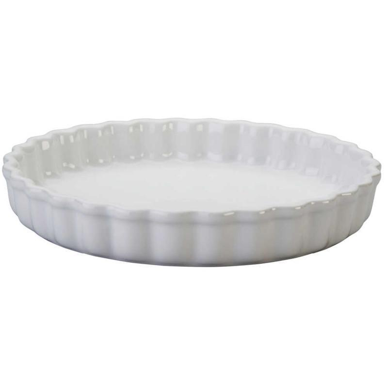 Le Creuset Tart Dish in White
