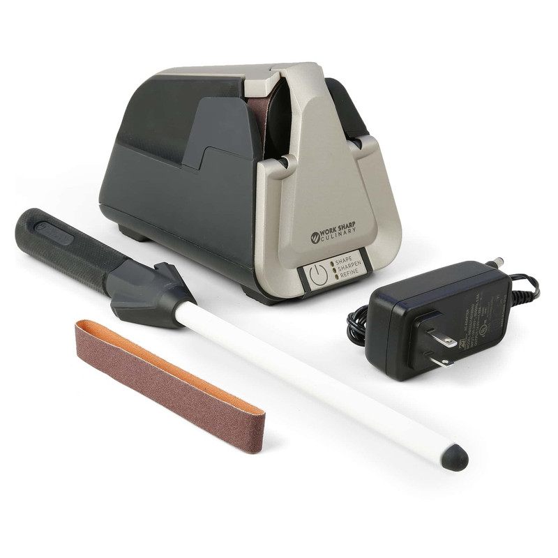 Work Sharp Culinary E5 Kitchen Knife Sharpener