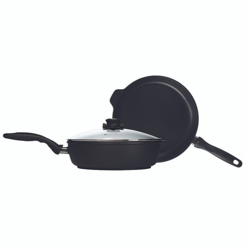 Swiss Diamond XD Nonstick Fry Pan and Sauté Pan Set
