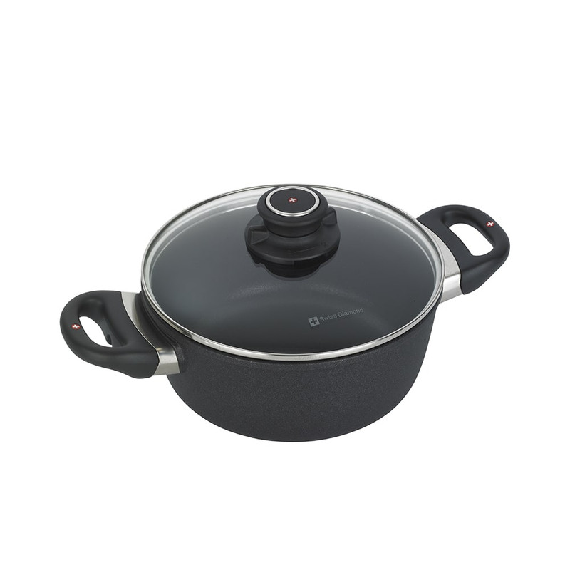 Swiss Diamond XD Nonstick 2.3-quart Casserole