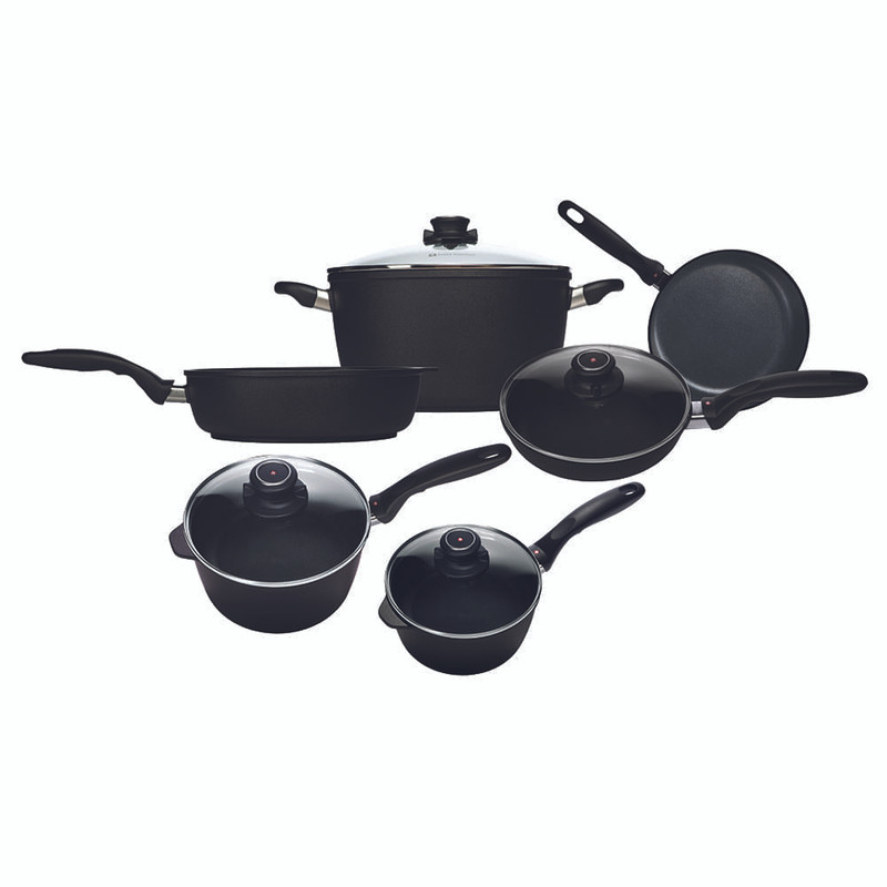 Swiss Diamond XD Nonstick 10-Piece Gourmet Kitchen Kit