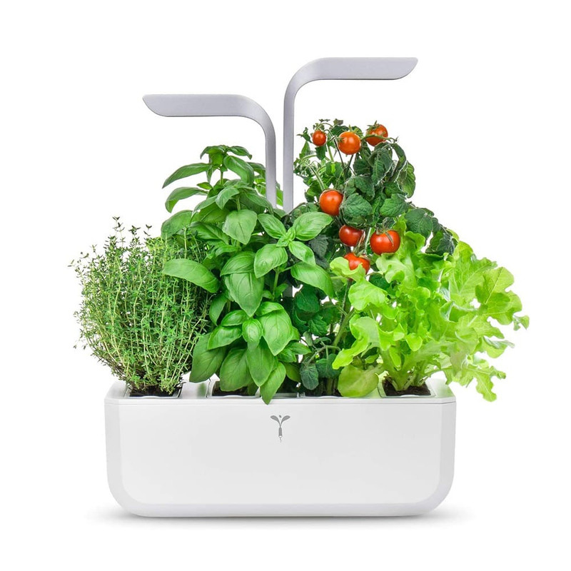 Veritable Indoor Garden - Smart Edition in Arctic White