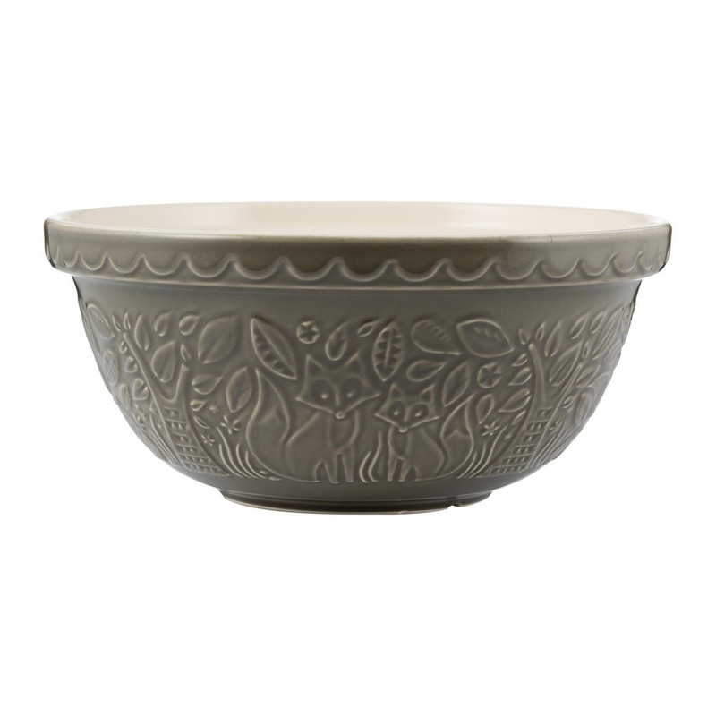 Mason Cash In the Forest Grey Mixing Bowl