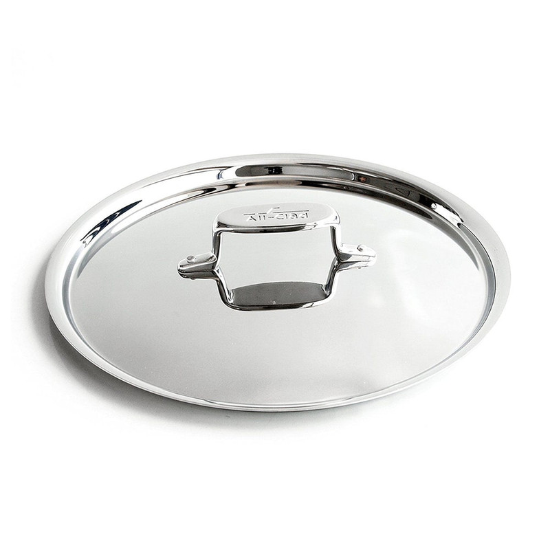 All-Clad 10-inch Brushed Stainless Steel Lid