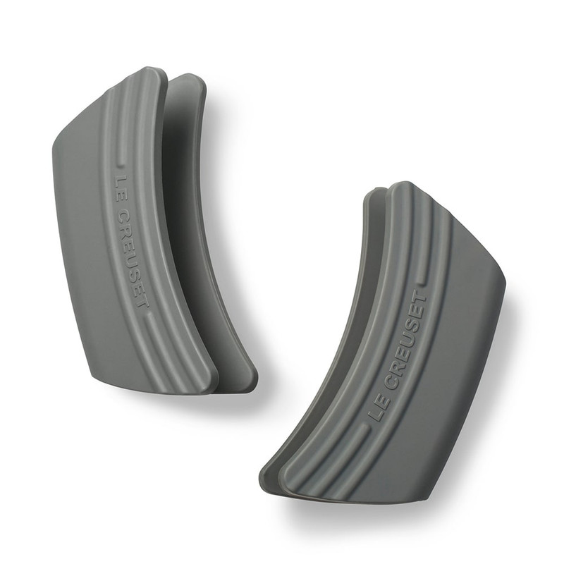 Le Creuset Silicone Handle Grips in Oyster