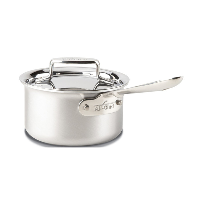 All-Clad d5 1.5-Quart Sauce Pan