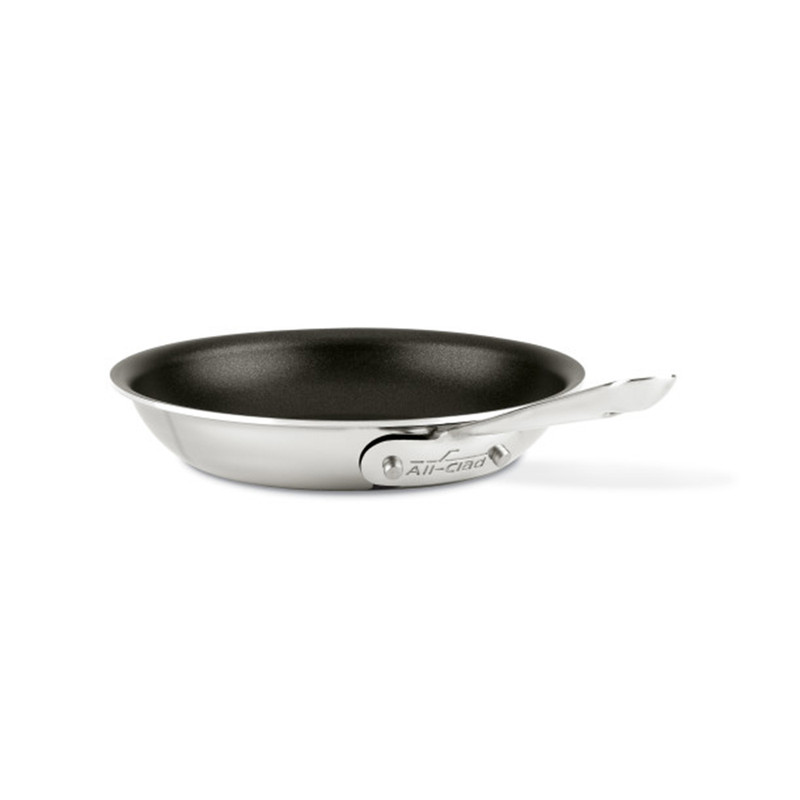 All-Clad Stainless Steel Nonstick 8-inch Fry Pan
