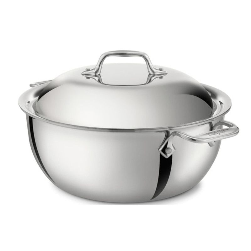 All-Clad Stainless Steel Dutch Oven