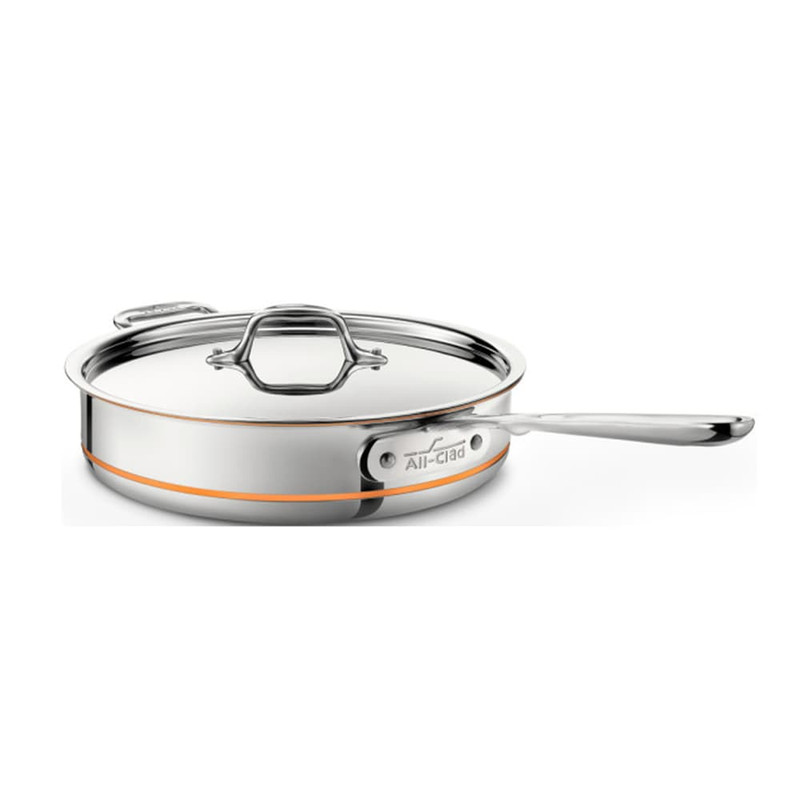 All-Clad Copper Core 3-quart Saute Pan