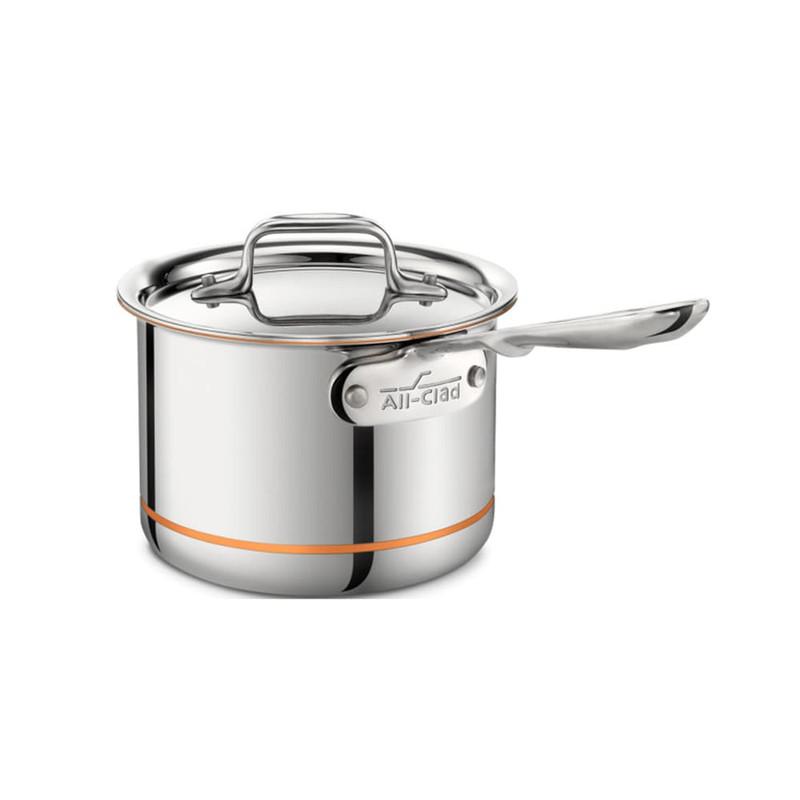 All-Clad Copper Core 2-Quart Sauce Pan