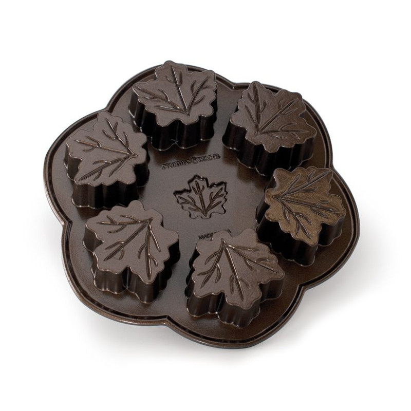 Nordic Ware Maple Leaf Pan