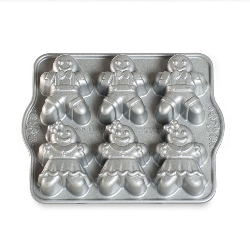 Nordic Ware Gingerbread Kids Cake Pan